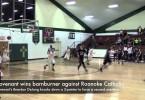 Covenant boys win barnburner against Roanoke Catholic