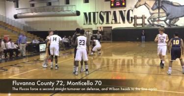 Fluvanna vs. Monticello