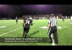 Monticello football beats Charlottesville 30 12