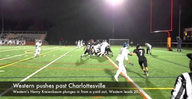 Western pushes past Charlottesville
