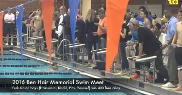 2016 Ben Hair Memorial Swim Meet