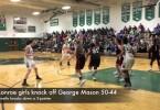 William Monroe girls beat George Mason