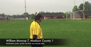 Monroe girls soccer gets plenty of offense against Madison