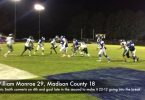 Monroe football beats Madison 2016