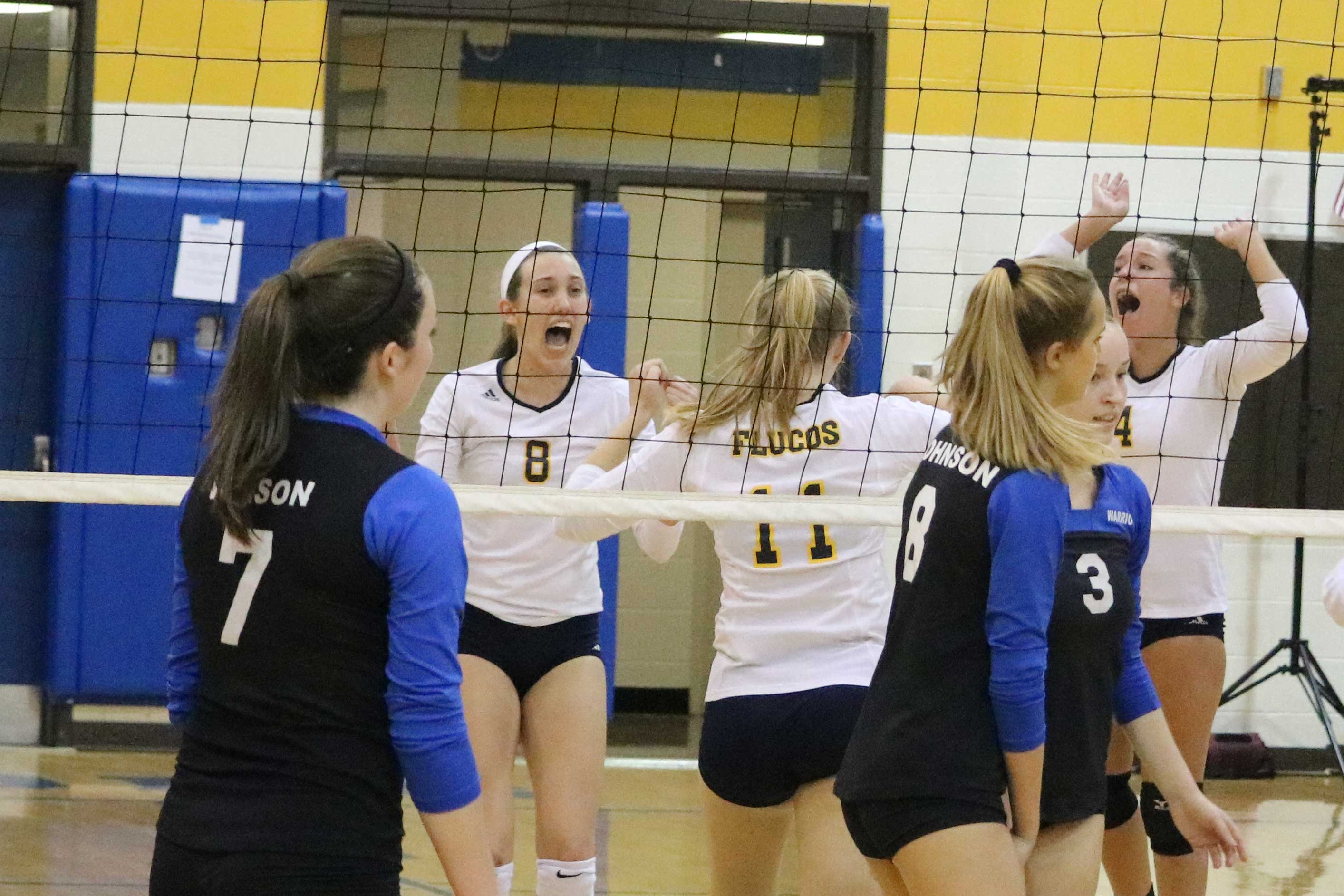 Fluvanna Volleyball Gets Revenge Sweep Of Western Scrimmage Play Cva